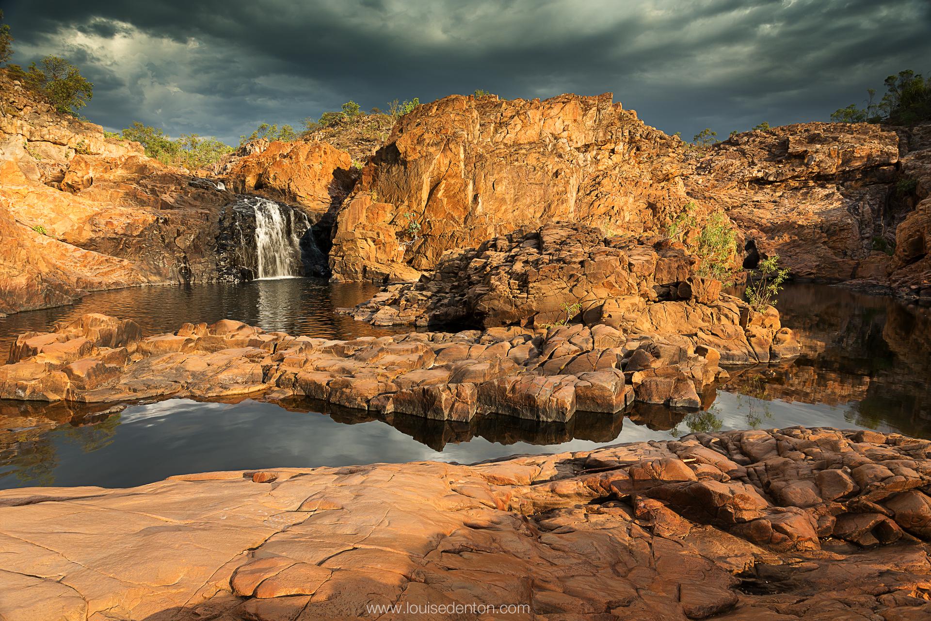 A Quick Trip Edith Falls Nitmiluk National Park